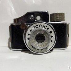 Cámara de fotos: MINI CAMARA DE FOTOS TOYOCA CON SU FUNDA EN PIEL.. Lote 146767030