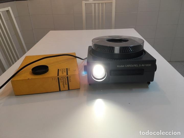 Cámara de fotos: Proyector Diapositivas Kodak - Foto 2 - 146789622
