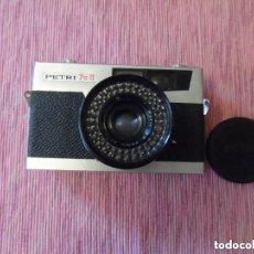 Cámara de fotos: CAMARA PETRI 7S II. Lote 147941854