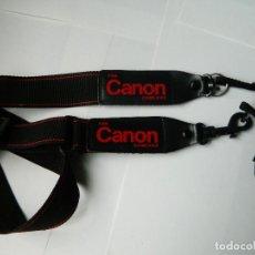 Cámara de fotos: CINTA PARA FUNDA CAMARA CANON, . Lote 148212674