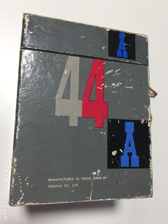 Cámara de fotos: YASHICA 44 EN CAJA , FUNDA Y CONTROL DE CALIDAD - - Foto 3 - 148336150