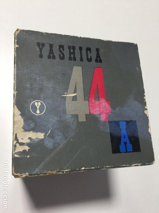 Cámara de fotos: YASHICA 44 EN CAJA , FUNDA Y CONTROL DE CALIDAD - - Foto 13 - 148336150