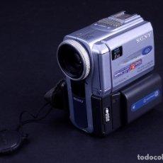 Cámara de fotos: VIDEOCAMARA SONY DCR-PC9E. Lote 148908122