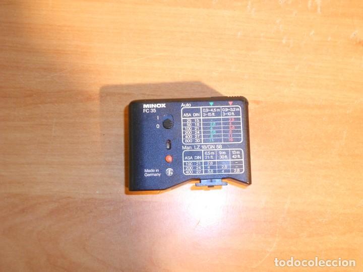Cámara de fotos: Flash Minox - Foto 2 - 149355166