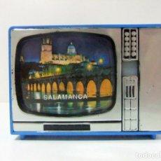 Fotocamere: VISOR TELEVISOR SOUVENIR SALAMANCA - TELEVISIÓN TV TURISMO FOTOS DIAPOSITIVAS ESPAÑA CASTILLA LEÓN. Lote 149867958
