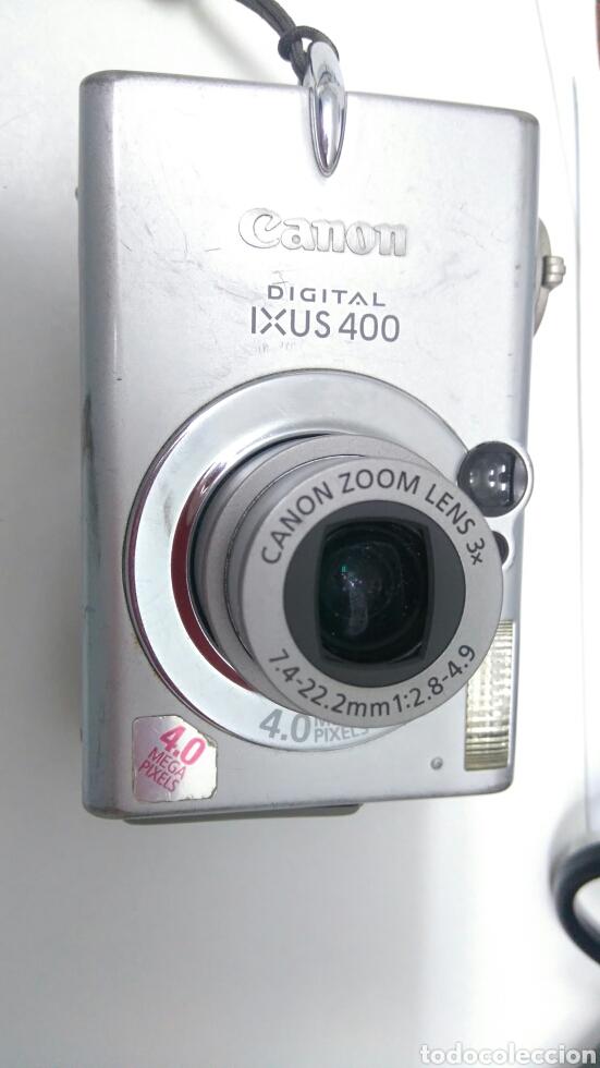 Cámara de fotos: CANON IXUS 400 - Foto 6 - 150463573