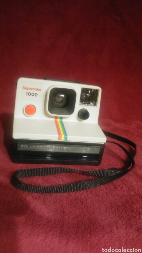 POLAROID LAND CAMERA SUPERCOLOR 1000 (Cameras - Other Cameras)