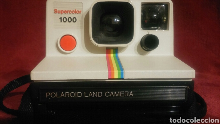 Photo camera: POLAROID LAND CAMERA SUPERCOLOR 1000 - Foto 3 - 150832180