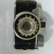 Cámara de fotos: ANTIGUA CAMARA ESPIA JAPONESA HOMER. Lote 151650193