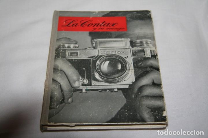 LIBRO SOBRE LA CONTAX III EN ESPAÑOL (Cámaras Fotográficas - Catálogos, Manuales y Publicidad)