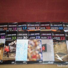 Cámara de fotos: LOTE 14 CDS ( 10 PRECINTO NUEVOS 4 USADOS ) TODO SOBRE FOTOGRAFÍA Y VIDEO DIGITAL EL MUNDO 2010.. Lote 152570218