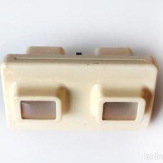 Cámara de fotos: VISOR ESTEREOSCÓPICO 3D STEREOSCOPE LESTRADE SIMPLEX, MADE IN FRANCE. MIDE 12 X 6,5 X 7,5 CM.. Lote 152653726