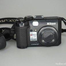 Cámara de fotos: CAMAR NIKON COOPIX P6000. Lote 152840362