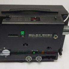 Cámara de fotos: 219- BOLEX SM 80 PROGRAMMATIC MAGNETIC SOUND PROYECTOR-PROYECTOR SONORO . Lote 153185330