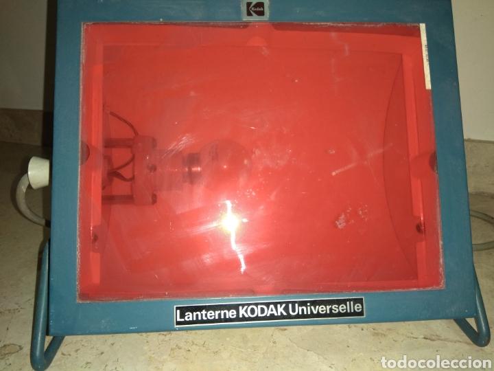 Cámara de fotos: Antigua Lámpara - Foco de Revelado Kodak - Lanterne Kodak Universelle - - Foto 5 - 153402725