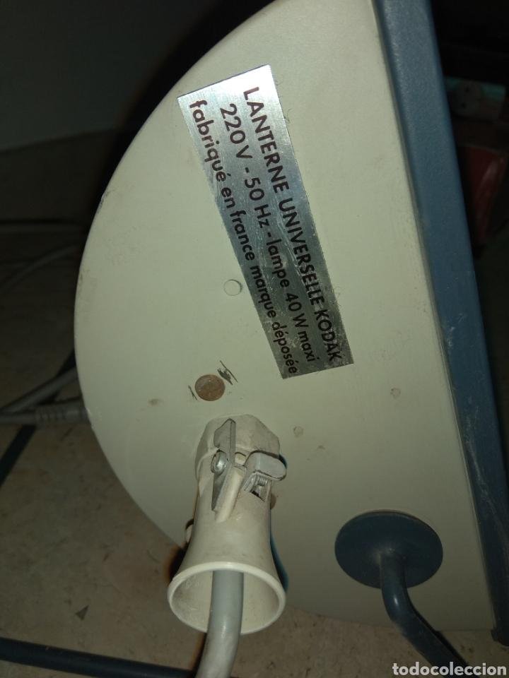 Cámara de fotos: Antigua Lámpara - Foco de Revelado Kodak - Lanterne Kodak Universelle - - Foto 7 - 153402725