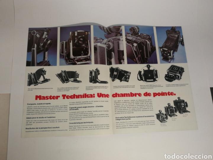 Cámara de fotos: Catálogo desplegable linhof technika - Foto 2 - 153519256