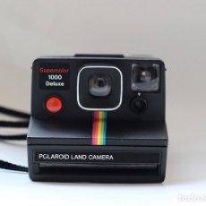 Cámara de fotos: CÁMARA POLAROID. Lote 153703549