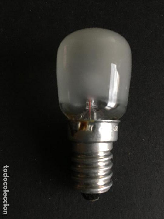 Cámara de fotos: LAMPARA DE LA MARCA OSRAM 15 BIRNE 15 (13) W, 220-230 V, IMATT E14, MADE IN GERMANY - Foto 2 - 153797338