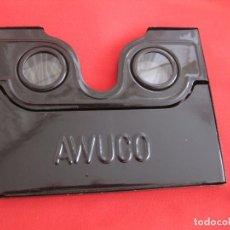 Cámara de fotos: AWUCO-VISOR ESTEREOSCÓPICO PLEGABLE. Lote 154377122