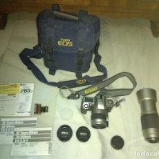 Cámara de fotos: CAMARA NIKON F65 TODO EL CONJUNTO. Lote 154526494
