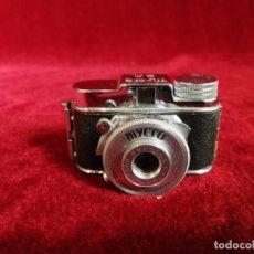 Cámara de fotos: RAREZA MINI CAMARA JAPONESA HOMER Nº 1 14MM X 14MM . BUEN ESTADO GENERAL CAJA ORIGINAL OPORTUNIDAD . Lote 155430230