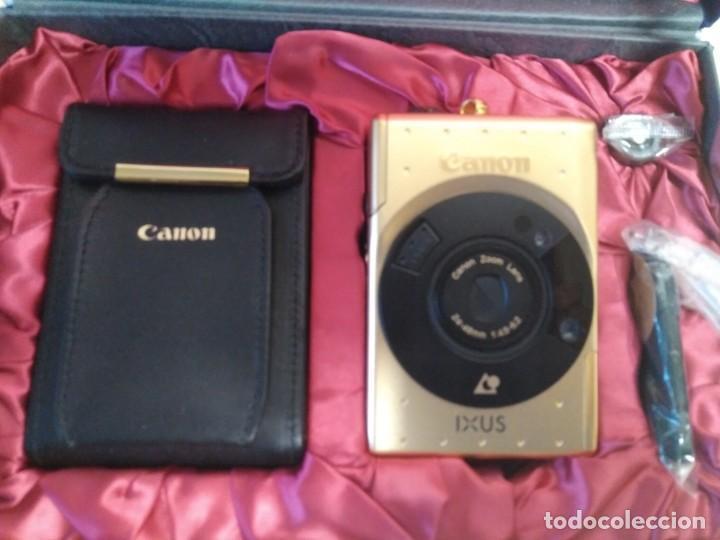 Cámara de fotos: Canon Ixus IX 240 Edición Limitada - Foto 2 - 155546646