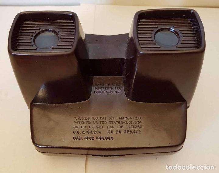 Cámara de fotos: VISOR VIEW MASTER con caja original - Foto 3 - 155582158
