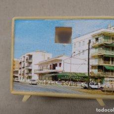 Cámara de fotos: VISOR ESTILO TELE ~ SANTA POLA ~ 8 IMAGENES DENTRO ( AÑOS 80 ) ORIGINAL , MUY RARO # 3. Lote 155688242
