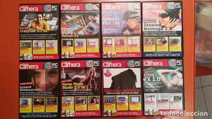 Cámara de fotos: DIGITAL CAMERA - PC CD-ROM - 37 NUMEROS - Foto 2 - 155858638