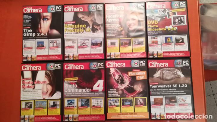 Cámara de fotos: DIGITAL CAMERA - PC CD-ROM - 37 NUMEROS - Foto 3 - 155858638