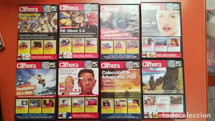 Cámara de fotos: DIGITAL CAMERA - PC CD-ROM - 37 NUMEROS - Foto 4 - 155858638