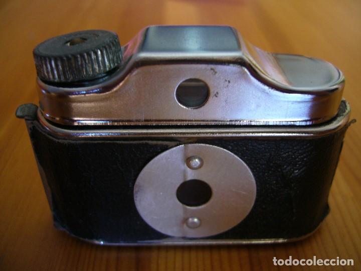 Cámara de fotos: MINI CAMARA CRYSTAR con FUNDA y caja KIKUFILM con un CARRETE - Foto 6 - 155917706