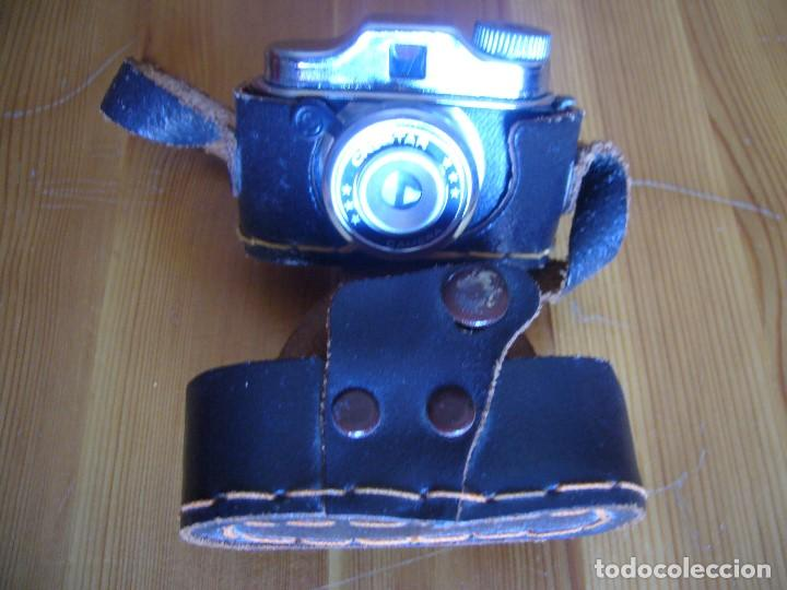 Cámara de fotos: MINI CAMARA CRYSTAR con FUNDA y caja KIKUFILM con un CARRETE - Foto 11 - 155917706