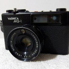 Cámara de fotos: CÁMARA DE FOTOS YASHICA MG-1. Lote 156108806