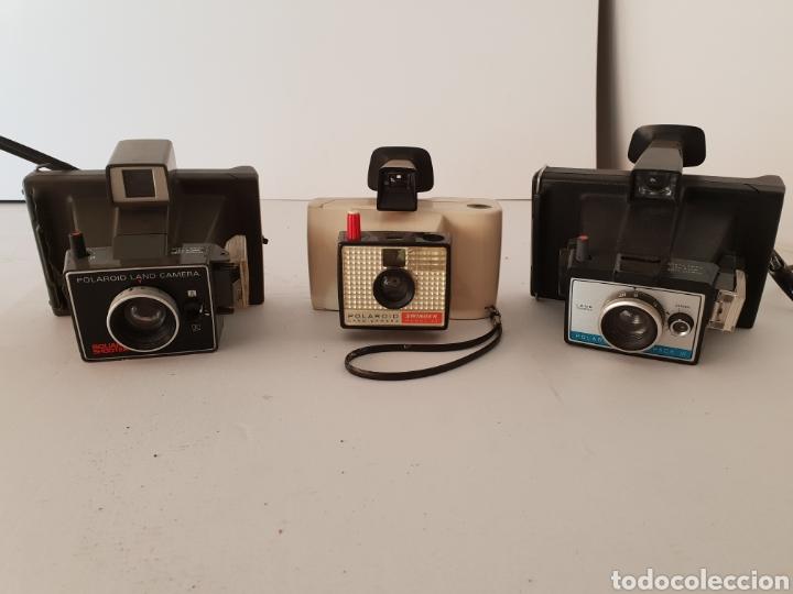 CÁMARAS FOTOGRÁFICAS POLAROID (Cámaras Fotográficas - Otras)