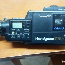Cámara de fotos: VIDEOCAMARA SONY HANDYCAM CCD-V90E. Lote 156691430