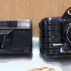 Cámara de fotos: CÁMARAS DE FOTOS VIEJAS. MARCAS KODAK Y WIMAR.. Lote 156834246
