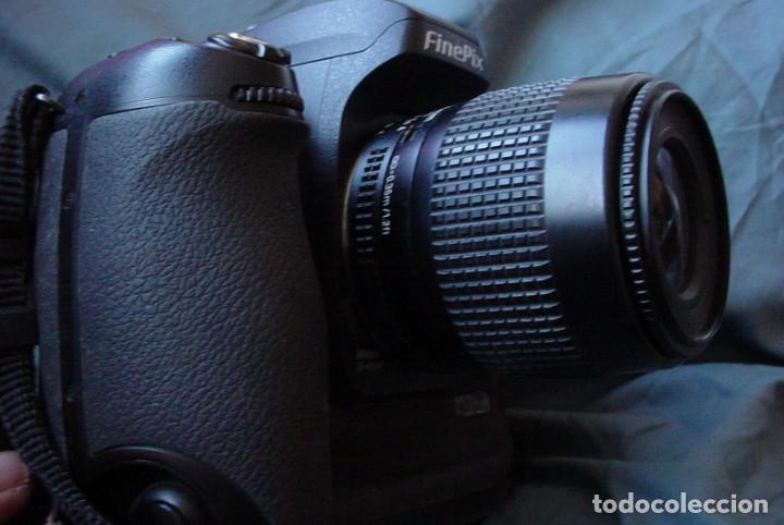 Cámara de fotos: Fujifilm S3 Pro con Objetivo Nikon - Foto 5 - 157732718
