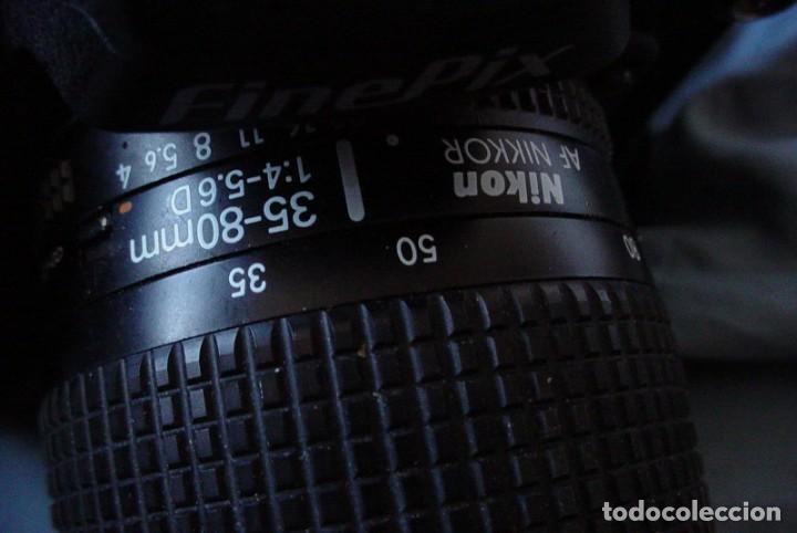 Cámara de fotos: Fujifilm S3 Pro con Objetivo Nikon - Foto 6 - 157732718