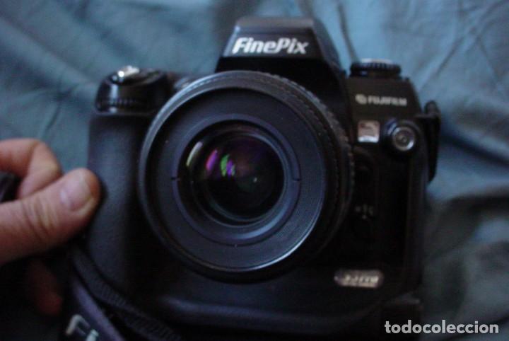 Cámara de fotos: Fujifilm S3 Pro con Objetivo Nikon - Foto 7 - 157732718