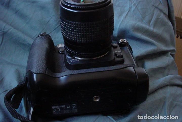 Cámara de fotos: Fujifilm S3 Pro con Objetivo Nikon - Foto 8 - 157732718