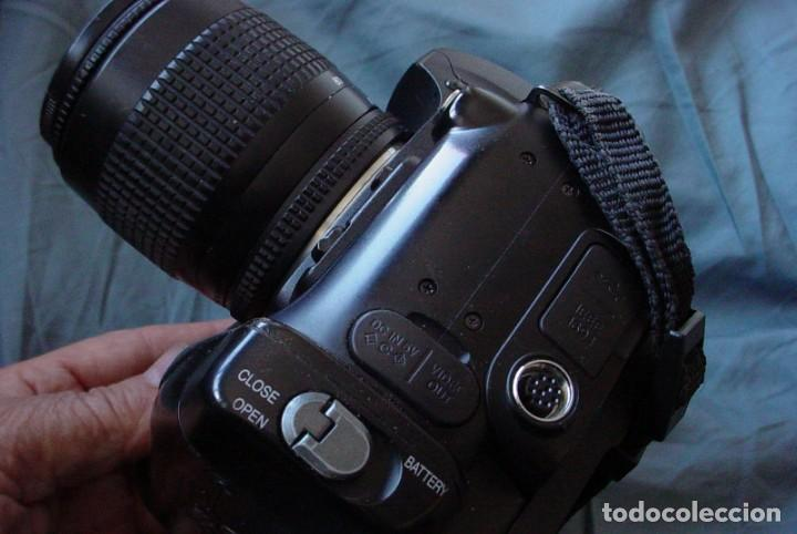 Cámara de fotos: Fujifilm S3 Pro con Objetivo Nikon - Foto 9 - 157732718