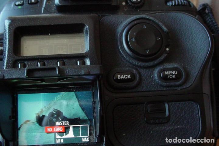Cámara de fotos: Fujifilm S3 Pro con Objetivo Nikon - Foto 10 - 157732718