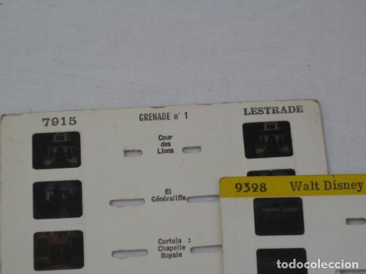 Cámara de fotos: Visor estereoscopio Lestrade, Simplex. Francia. con 5 planchas. Algún defecto. - Foto 4 - 157859194