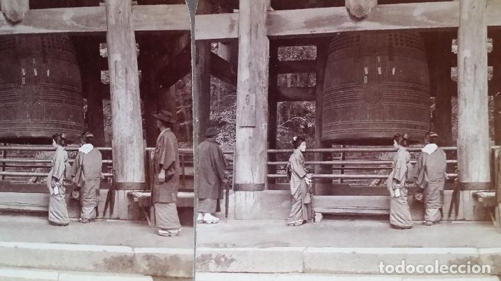 Cámara de fotos: Placa estereoscopica KYOTO, 1904 - Foto 3 - 158011278