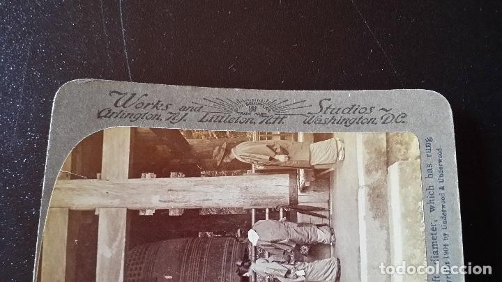 Cámara de fotos: Placa estereoscopica KYOTO, 1904 - Foto 4 - 158011278