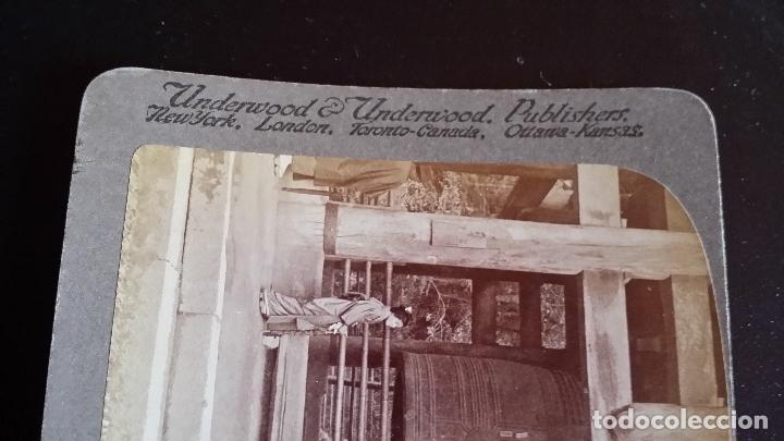 Cámara de fotos: Placa estereoscopica KYOTO, 1904 - Foto 5 - 158011278