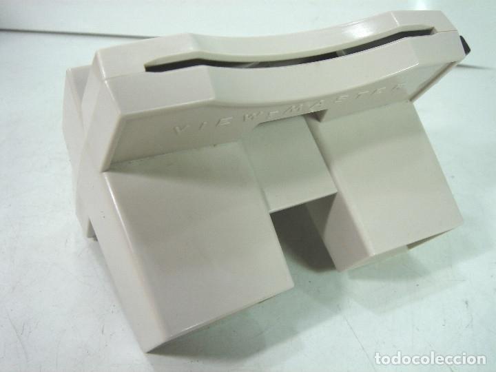 Cámara de fotos: VISOR ESTEREOSCOPICO 3D -VIEW MASTER MOD: STANDARD G 2041+CAJA-BELGIUM AÑOS 60 - SAWYERS STEREO- - Foto 3 - 158153398