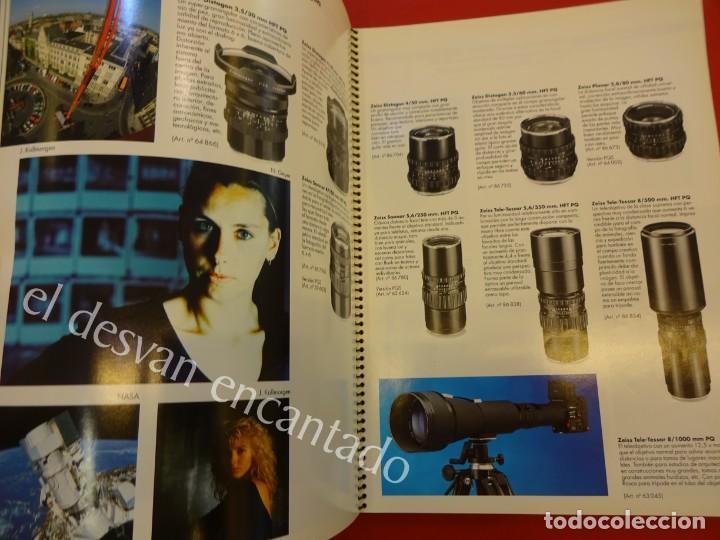Cámara de fotos: Lote diversos catálogos ROLLEIFLEX. VER FOTOS - Foto 6 - 159076778